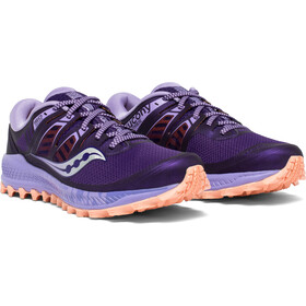 saucony Peregrine ISO Shoes Women, purple/peach